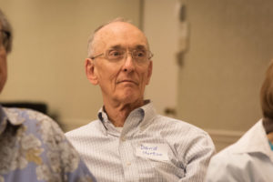 Annual meeting 2019 David Horton