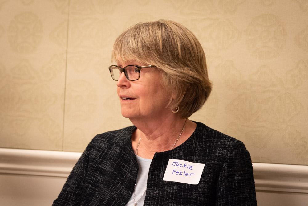 Annual meeting 2019 Jackie Fesler