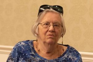 Annual meeting 2019 Margaret Brooke