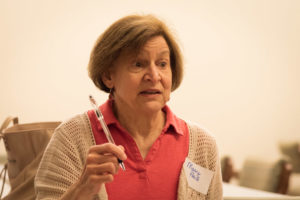 Annual meeting 2019 Mary Reid