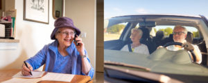 Volunteer Phoners and Driver